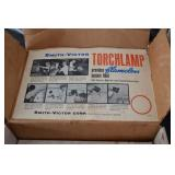 Torch Lamp, in box
