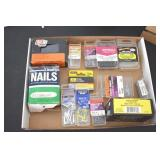 Nails, Screws, Fasteners