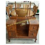 Vintage Queen Anne Style Dresser