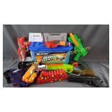 Nerf Gun Lot - Small & Large Nerf Guns, XSHOT