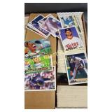 3) Boxes Baseball Cards - Fleer & Score