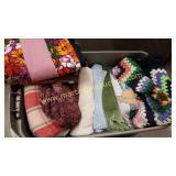 Misc Blankets, Crochet Afghan, Throws, Etc