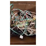 Various Electrical Cords, Extension Cords, etc