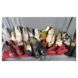 Ladies Shoes Grouping - Sz 8 1/2, 9, 10
