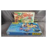 Vintage Riviton Toy & Wicket Ewok Board Game
