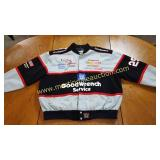 29 Kevin Harvick Goodwrench Gray & Black Jacket