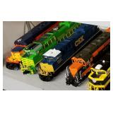 Live Auction! Trains, Christmas and More!