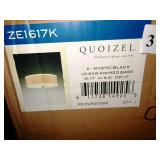 New QUoizel Ceiling Light Fixture