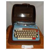 Mid Century Webster TXL-747 Typewriter