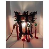 Oriental Hanging Electric Lantern Lamp Dragon