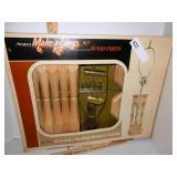 Sealed Vintage Angelo Make A Lamp Kit