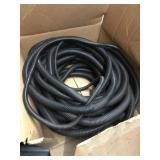 Plastic wire cover