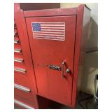 Snap On END Cabinet  14w 25.5 d 16d