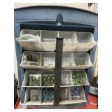 Keter organizer with o-rings