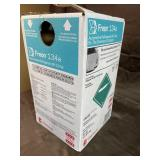 Freon 134a very heavy