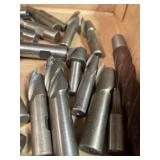 Shank various flutes End Mill