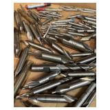 Hi speed combination drill and countersink bits