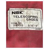 NSK telescoping Gages