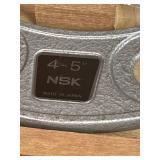 NSK digital Micrometer 4 to 5 inch