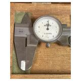 Nsk Japan dial micrometer