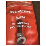 Snap on CJ 134 tilt steering pivot pin puller CG