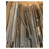 1/4-20x12 threaded rod and slick shaft rods