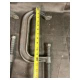 Large c clamps
