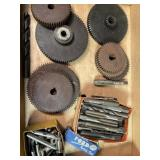Gears threaders and bits