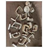 Clamps lot