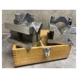 Hardened Steel VEE BLOCK V-BLOCK WORKHOLDING