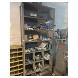 Cabinet with contents 38w 84t 12d