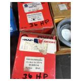 VW bearings a others