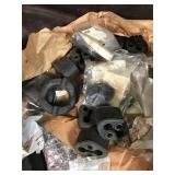 Exhaust hangers bushings and miscellaneous