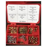 Idle screws and others