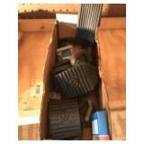 VW clutch brake and gas pedal pads
