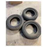 Kumho tires 185/75/R14 like new