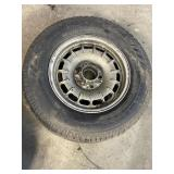 205/70r14 wheel and tire. Used