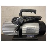 Single stage vacuum pump 1/3 hp 110v