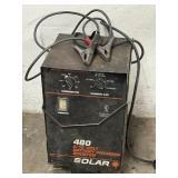 Battery charger works Solar 480 6/12volt