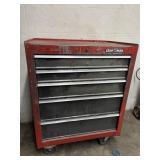 Craftsman tool box 27w 33t 18d no key