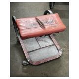 Craftsman creeper stool works