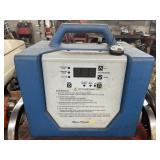 High pressure diagnostic Smoke machine working
