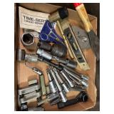 Assorted snap home star sockets and specialty