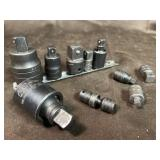 Snap on and Mac adapters  and other