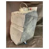 Fuel cell plastic
