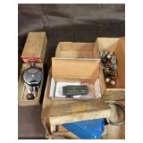 Volvo tester copper fittings Dunlap grinder