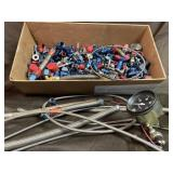 Large lot of EARLS racing fittings