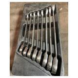 Blackhawk ratchet wrenches 5/16 3/8,7/16,1/2 9/16