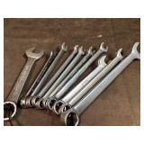Snap home auto craft Mac assorted wrenches lot