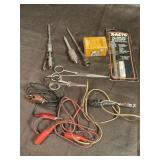 Specialty tool like home grease tool clamps